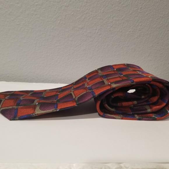 J Garcia Other - J Garcia 2005 Tie Necktie 100% Silk Abstract Ties